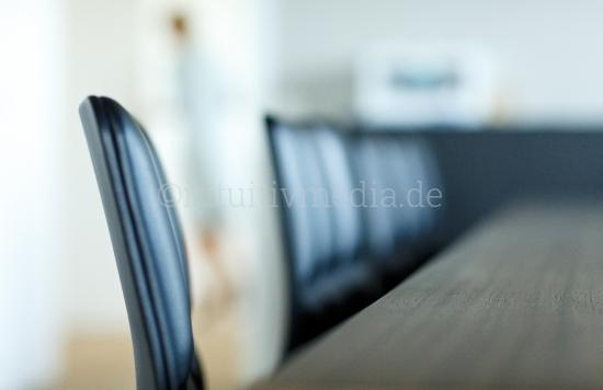 Designer Konferenztisch