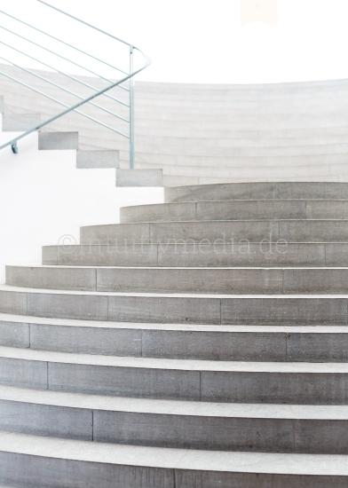 Aufsteigende Treppen