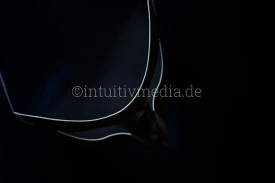 Detailbild einer Maske