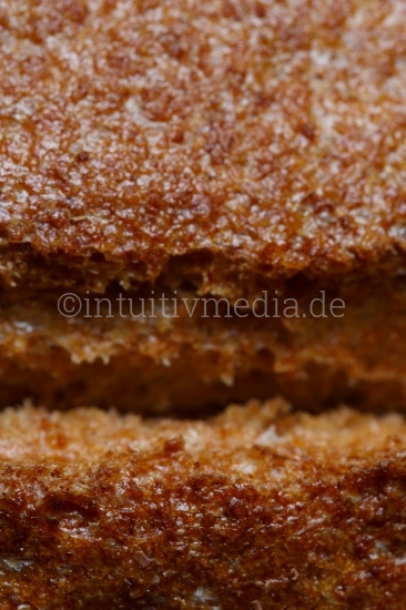 Brot Kruste Closeup