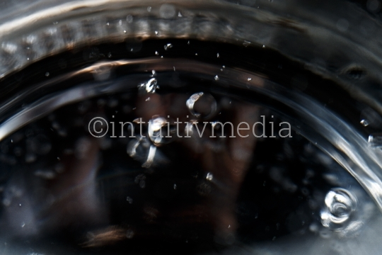 Wasser Close-up