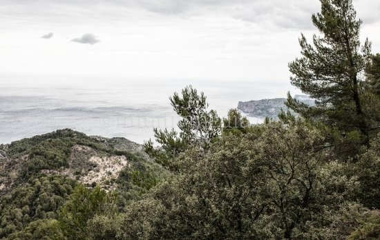 Berge auf Mallorca
