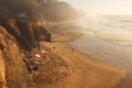 Strand Stimmung