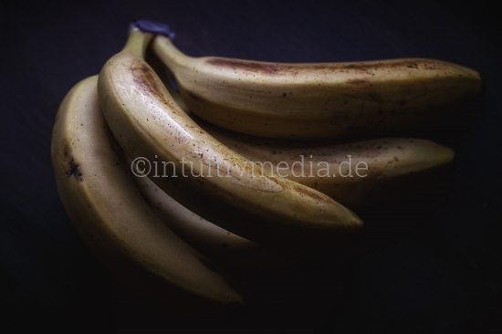 Schöne Bananen