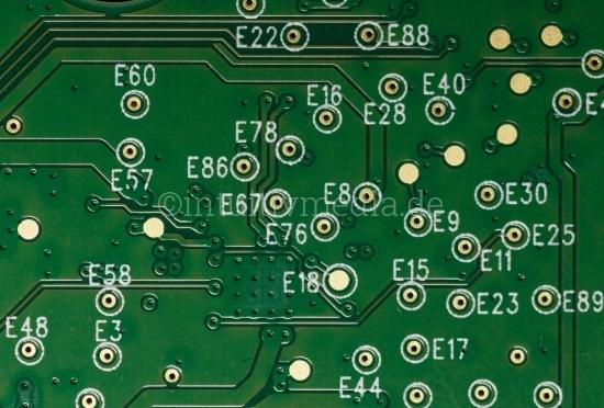 Chip Platine Closeup