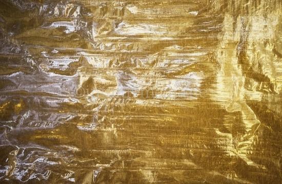 Goldene Folie Hintergrund