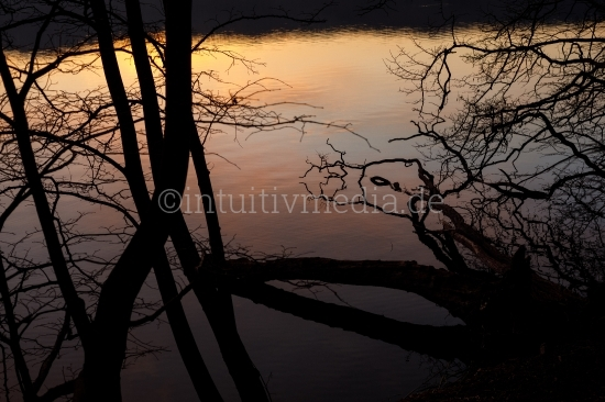 Abend am Laacher See