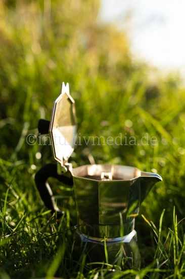 Kaffe Kanne Outdoor