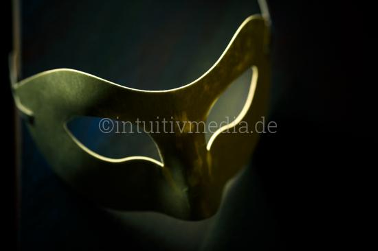 Mask closeup