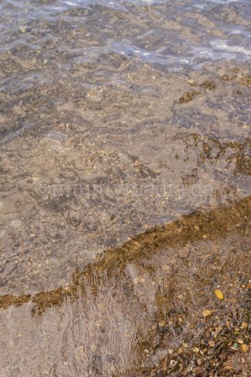 Fresh water surface