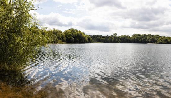 Lac landscape