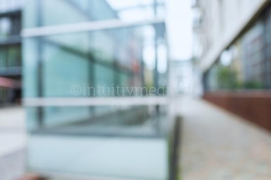 Blurred 2 Modern Business