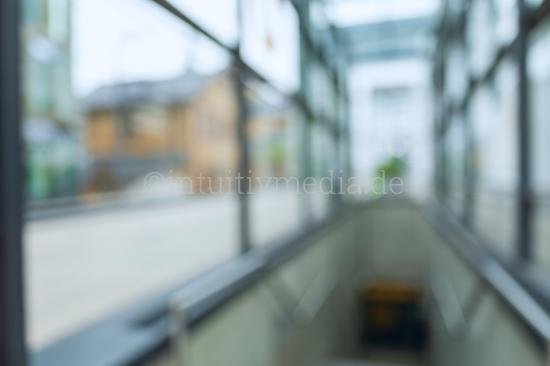 Blurred Background Modern Portrait