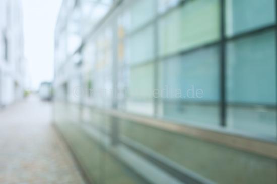 Blurred glassy background clean