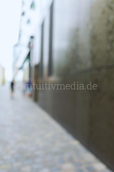 Blurred Background Modern wall