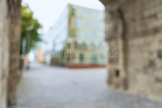 Modern Business Blurred Background