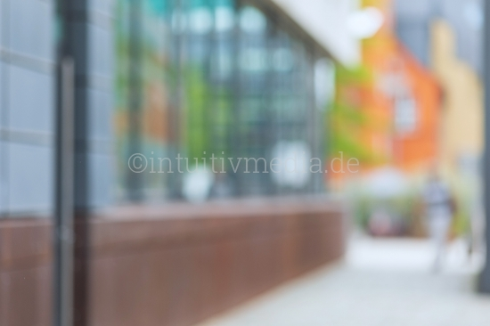 Light background blurred
