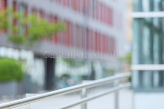 Blurred glass Modern Business