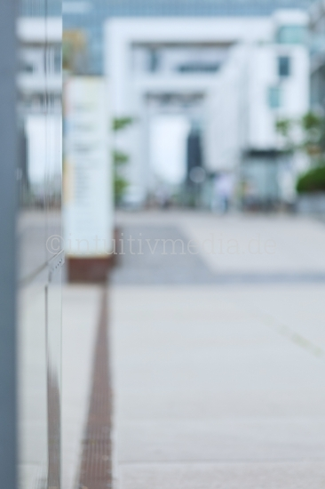 Blurred Background Business location