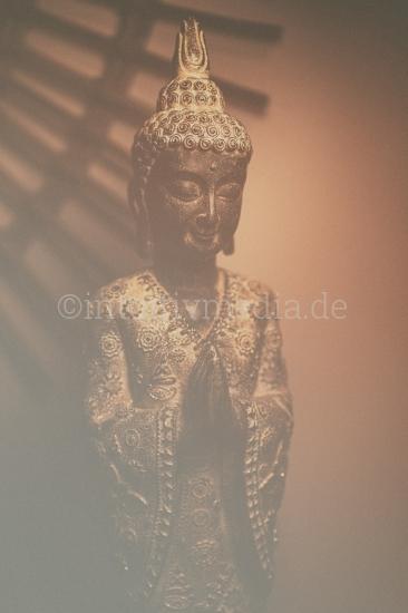 Buddha Statue Erleuchtung