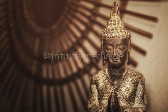 Buddha Statue Path of Serenity