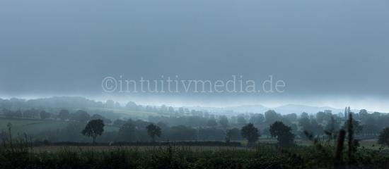 Aveyron im Nebel