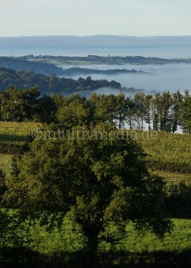 Paysage Aveyron Occitanie