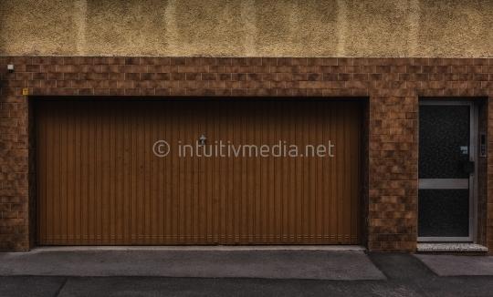 Retro Garagen Tor