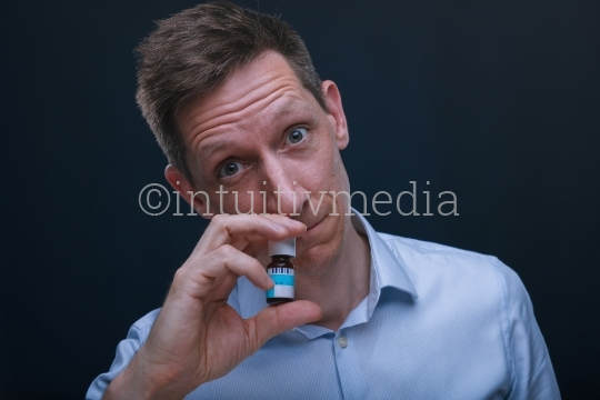 Nasenspray Abhängigkeit