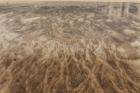 Sand Spuren