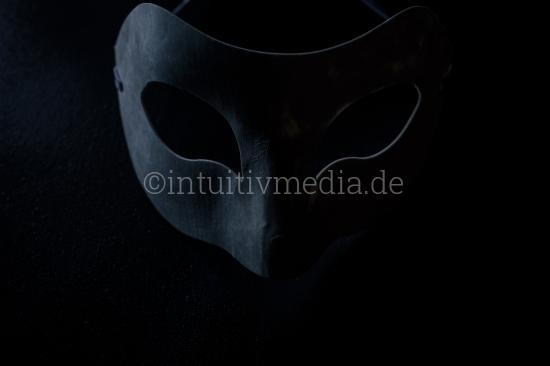 Maske der Anonymität