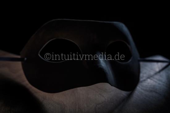 Maske Symbolbild Close-up