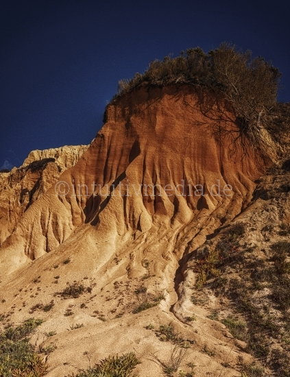 Sandstein Playa da Galé Melides