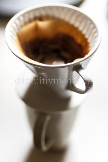 Kaffe selber brühen