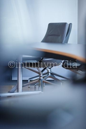 Designer Sessel im Konferenzraum