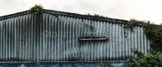 Alte Fabrik Fassade