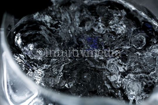 Wasserkocher Wasser