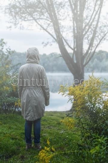 Im Nebel Stehen