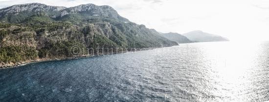 Mittelmeer Felsküste Mallorca