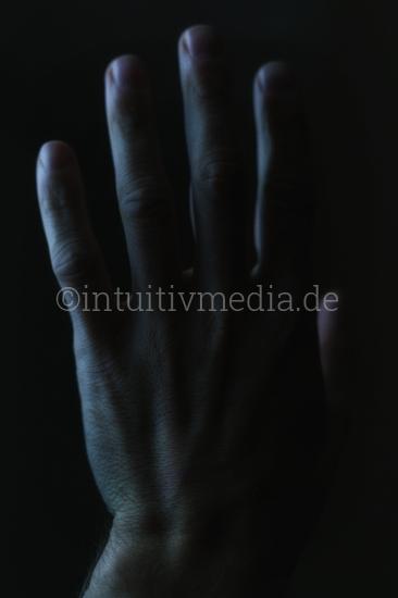 Msyteriöse Hand