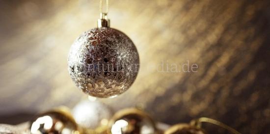 Weihnachtsdekoration: Weihnachtskugeln
