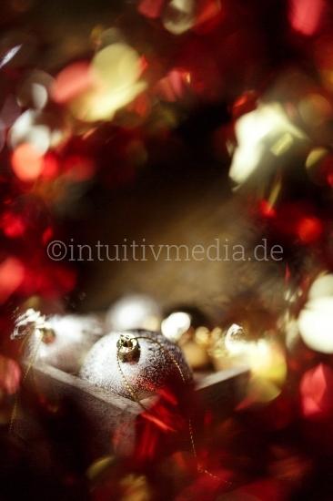 Weihnachtsgestecke - Weihnachtsdekoration - Christbaumschmuck