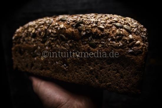 Körner Brot Leib