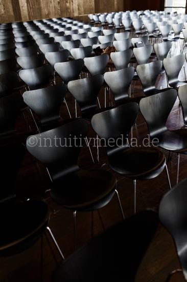 Designer Stühle Konferenzraum
