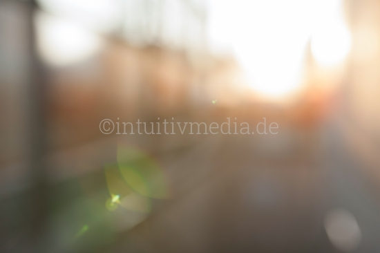 Moderner Business Hintergrund Lensflair