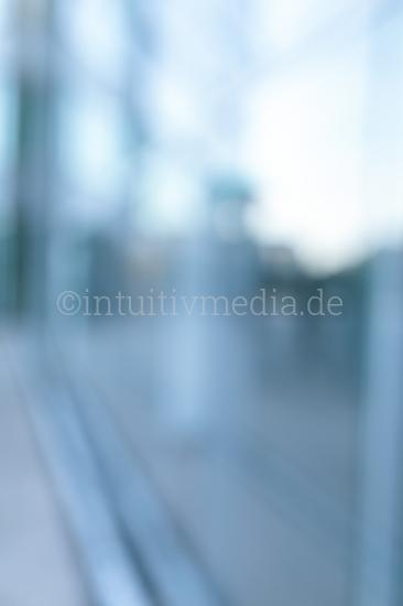 Gläserner Hintergrund für Portraits