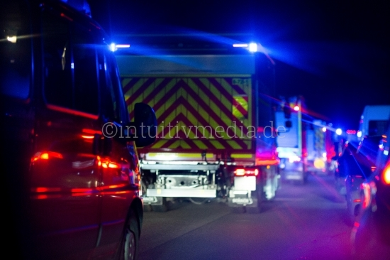 Rettungsfahzeuge Autobahn
