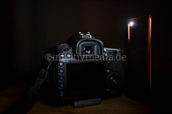 DSLR und Smartphone Fotografie