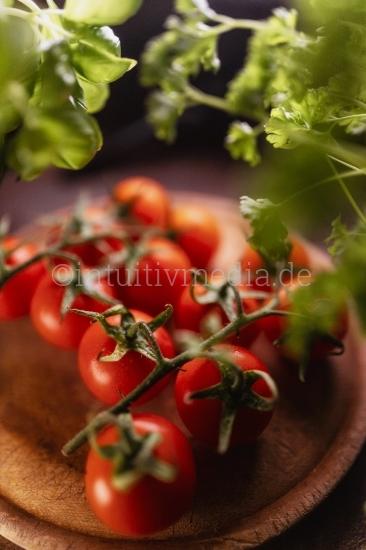 Kirschtomaten Foodbilder