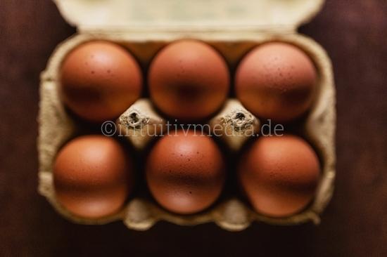 Eierschachtel Food Closeups